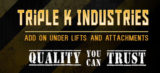 Contact Triple K Industries