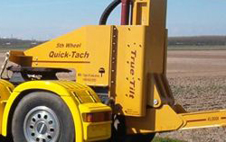 True Tilt Quick Tach - Add on Underlift Attachment